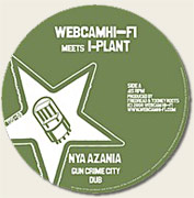 Nya Azania - Gun Crime City