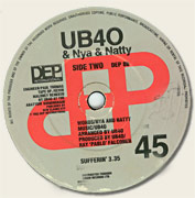 Nya Azania - UB40 - DEP International