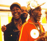Nya Azania & Lee Scratch Perry -click to enlarge